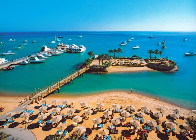 Marriott Beach Resort Hurghada / Marriott Beach Resort Hurghada